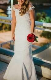 Costureira de noivas