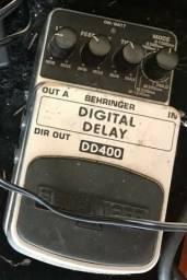 Pedal Behringer Digital Delay