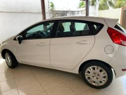 Vendo carro new fiesta ano 2014-2014 - 2014