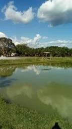 Rio preto da Eva chácara com casas piscina criação de peixe