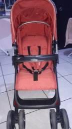 Vendo carrinho de bebê KIDDO NOVO
