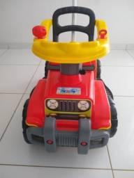 Vendo Jeep/carrinho para Criança