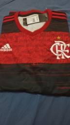 Camisa do Flamengo rubronegra 2020