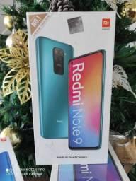 Promoção de Natal! Redmi Note 9 da Xiaomi.. Novo lacrado com garantia e entrega