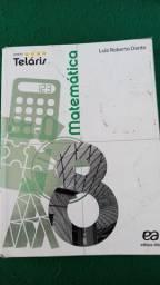 Livro Matematica - Projeto Telaris 8 ano