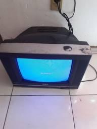 TV turbo  14 polegadas R$100