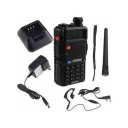 Usado, Radio Comunicador Ht Baofeng Walkie Talkie UV-5R Dual Band comprar usado  São Bernardo do Campo