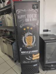 Cervejeira slim 230 litros-Ricardo 47- *