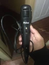 Microfone novo 40 reais (canela)