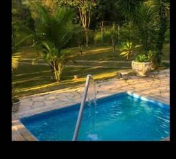 3qts sítio maravilhoso perto BH piscina sauna Campo área gourmet pomar Escritura