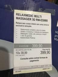 Relaxmedic Multi Massagem SÓ R$ 200