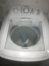 Máquina de lavar leia o anúncio