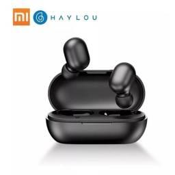 Fone de ouvido Xiaomi Haylou GT1 Bluetooth 5.0 Preto - Original