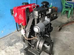 Motor diesel Agrale