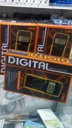 Multímetro Digital No precinho