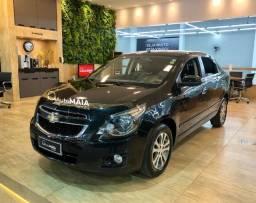 Chevrolet Cobalt Graphite 1.8 Aut. Completo com Multimídia Top!!!
