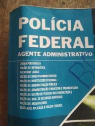 Livro do concurso da polícia federal