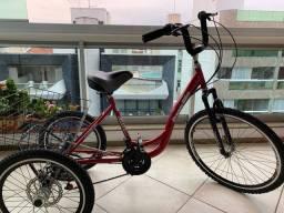 Título do anúncio: Triciclo Adulto - Dream Bike. Em estado de novo!