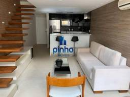 Título do anúncio: Apartamento Mobiliado para Venda em Salvador, Vitória, 1 dormitório, 1 suíte, 2 banheiros,