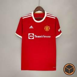 Título do anúncio: Camisa Manchester United Home 21-22