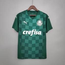 Título do anúncio: Camisa do Palmeiras I Uniforme Masculino 2021/22