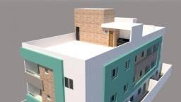 Apartamentos nos Bancários com 2 quartos e vaga de garagem. Pronto para morar
