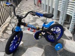 Título do anúncio: Venha já Dia das Crianças Bicicleta infantil aro 16 nova