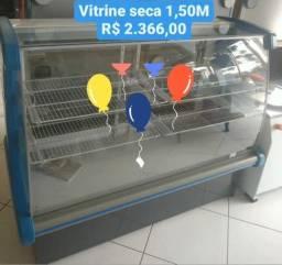 Vitrine seca 1,50 mts