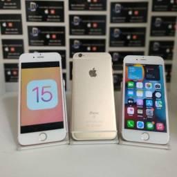 Título do anúncio: iPhone 6s 32GB ac cartão até 18X