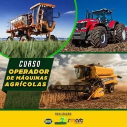 Título do anúncio: Curso de Máquinas agricolas