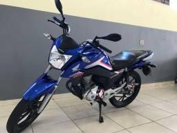 Honda Cg 160 Titan 2018 - Parcelas a partir de R$ 262,00