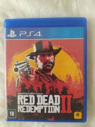RED DEAD REDEMPTION 2 PS4 NOVO