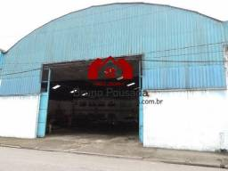 Título do anúncio: Galpão para Locação em Santos, Vila Mathias
