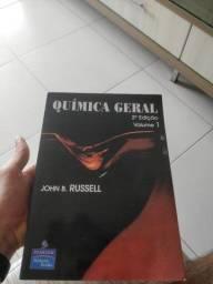 Química geral vol 1 - John B. Russel