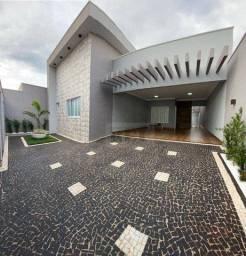 Casa com 4 dormitórios à venda, 314 m² por R$ 1.250.000 - Residencial Gameleira II - Rio V