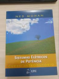 Sistemas Elétricos de Potência (Mohan) - Excelente Estado