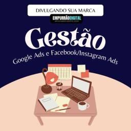 Título do anúncio: Facebook Ads, Instagram Ads e Google Ads- Marketing Digital - Criação de Sites