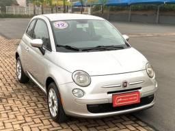 Título do anúncio: Fiat 500 Cult 1.4 8V Flex Mec. ( Revisado )