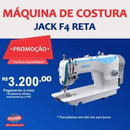 Título do anúncio: Máquina de Costura Reta Industrial Jack F4