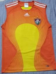 Título do anúncio: Camisa Regata Treino Fluminense adidas 2007