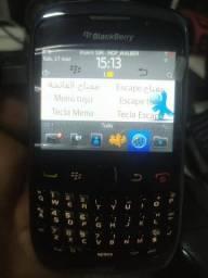 Título do anúncio: 5 aparelhos BlackBerry na caixa , leia descrição
