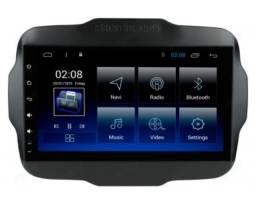 Central Multimídia aikon 8.8 jeep Renegade PCD ou Stander