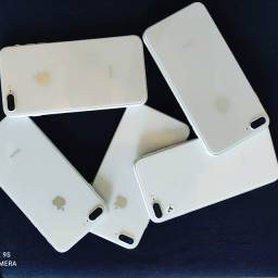 iPhone 8 Plus silver 5 unidades