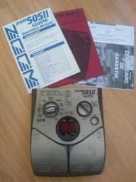 Pedaleira Zoom 505 II Guitar - Titanium Edition