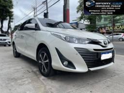 Título do anúncio: Toyota Yaris Xls Aut c/ Teto solar 2019 _ Entrada Apartir 14.500 + 1.570,00 _ Taxa 0.69%
