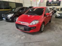 Título do anúncio: Fiat Punto 1.4 completo novinho com gnv 6 mil entrada+48x