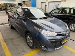 Título do anúncio: Toyota Yaris 2021 1.5 16v flex s multidrive
