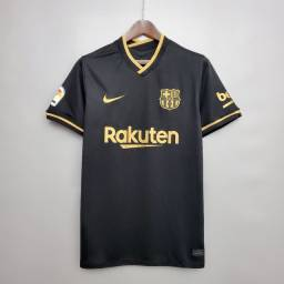 Título do anúncio: Camisa Barcelona 20/21 Fora Nike Torcedor masculina