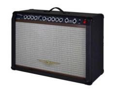 Cubo p/ Guitarra Oneal Ocg 1202 2 x 12 220w c/ Footswitch + Garantia Nf