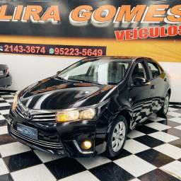 Toyota Corolla Gli 1.8 Flex 2016 Automático Kit multimídia